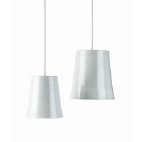 Anne Black Seam Large Pendant Light