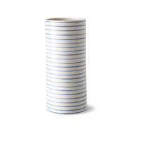 Stripes large vase