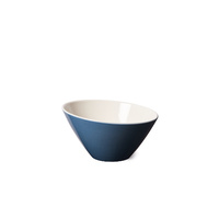 Tilt Bowl in denim blue