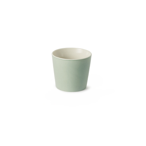 Plain expresso cup in Jade