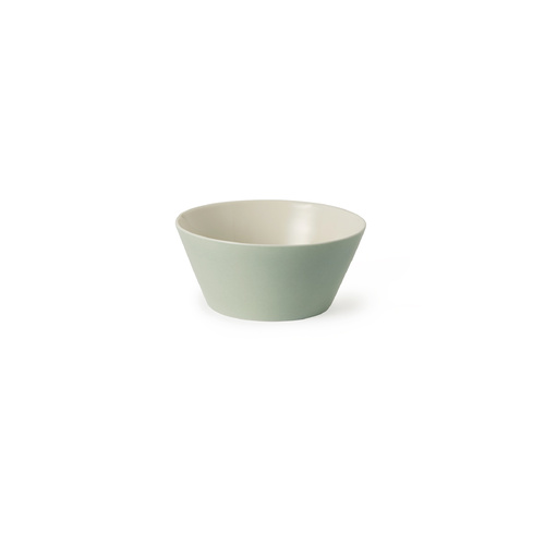 Plain extra large Salad bowl in jade