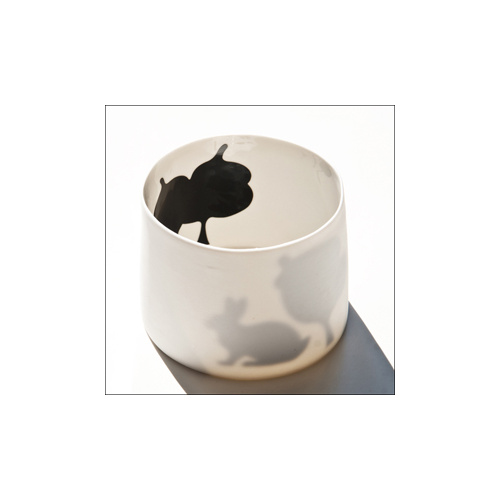 Rabbit Little Tilley Woodland Tealight