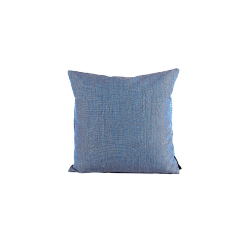 Wool & Canvas Cushion